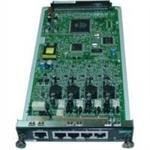 Hybrid Card 4 + 4 Port incl. CLIP