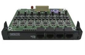 16 ports SLT I/F card, 16 ports SLT I/F w/CID and MWL control (RJ45x4)