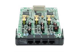 4 port ISDN Basic Rate I/F card