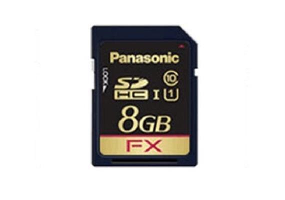 8 GB SD Memory Karte für VoiceMail
