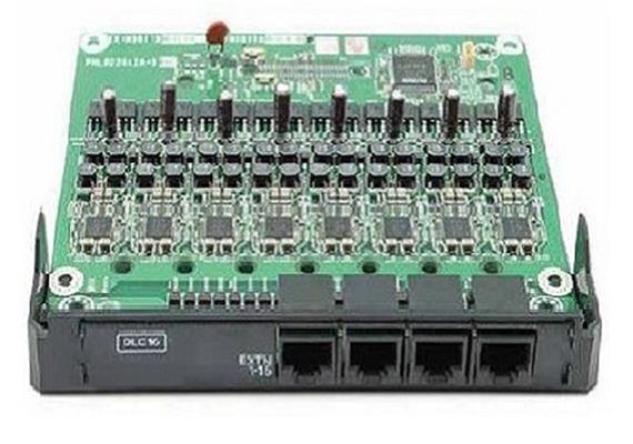 8 Ports SLT I/F Karte (8 analog)