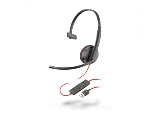 BLACKWIRE C3220 USB-A - Binaural/Stereo