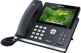 Deskphones SIP