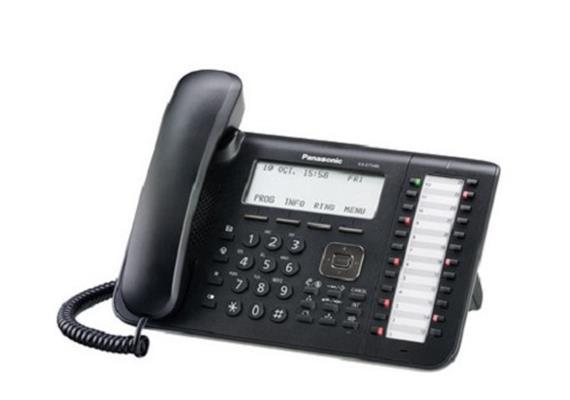 Digitales COMFORT-Systemendgerät, schwarz