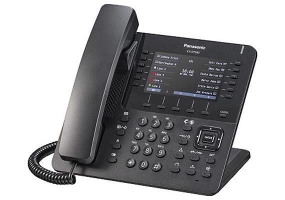 Digitales Systemendgerät DT680, schwarz