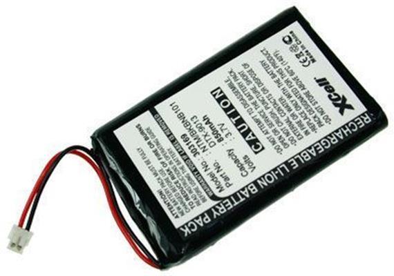 DT590 - Batterie Set (850 mAh Li-Ion)