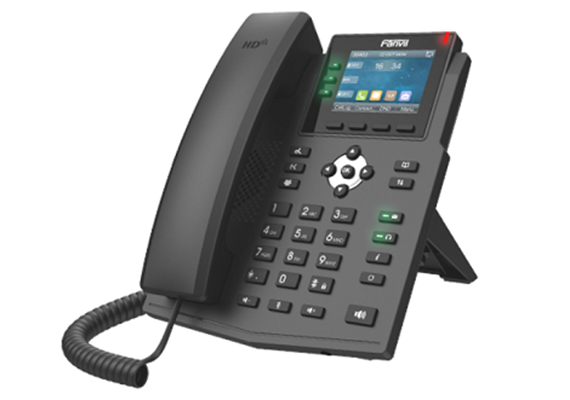 Fanvil X3U SIP-Desktop-Telefon