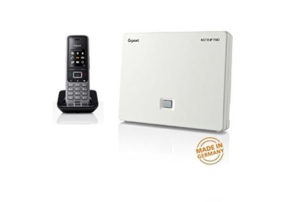Gigaset Bundle N510 IP PRO Basisstation mit S650H PRO Handapparat
