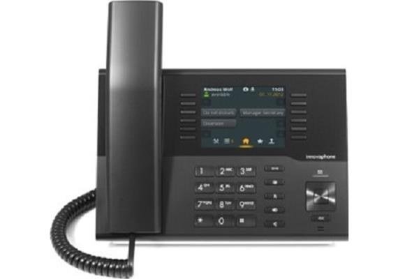 innovaphone Deskphone IP222 schwarz