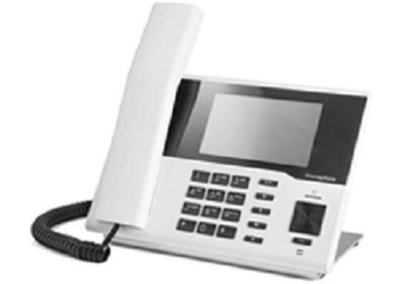 innovaphone Deskphone IP222 (Weiss) Verkaufspromotion gültig bis 31.10.2019