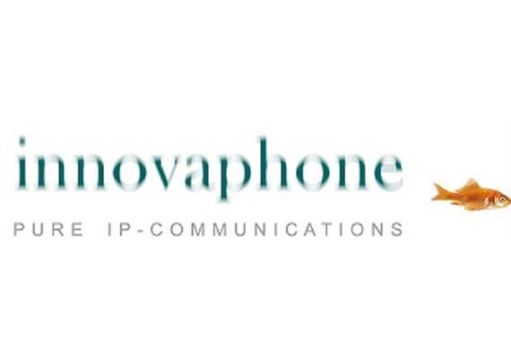Innovaphone Ledertasche für IP65