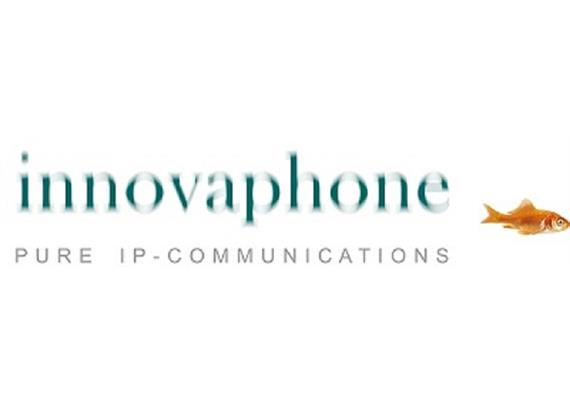 innovaphone Ledertasche zu IP62 / IP63