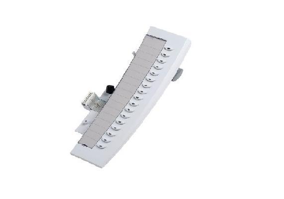 Key Panel Unit for MiVoice 4223 Professional, Light Grey
