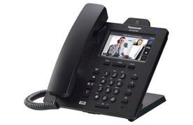KX-HDV430 Comfort Video SIP-Terminal schwarz