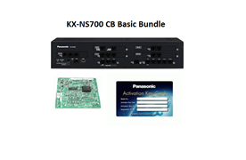 KX-NS700 CB Basic Bundle