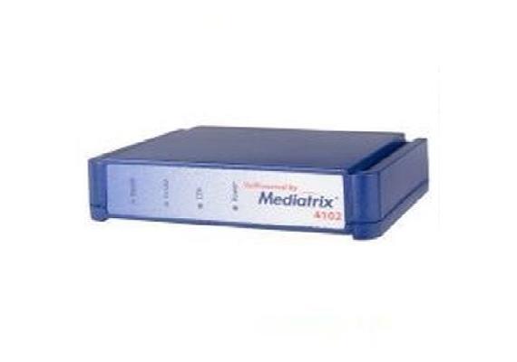 Mediatrix 4102 - 2 Port Analog Interface Adapter