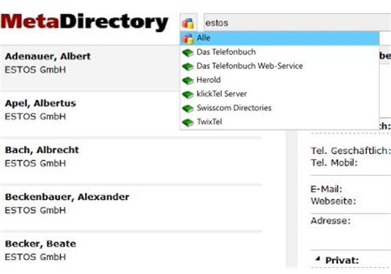 Meta Directory Enterprise 5, 100 User