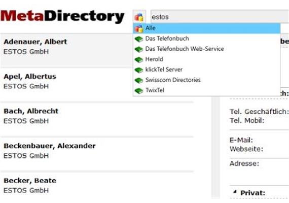 Meta Directory Enterprise 5, 5 User