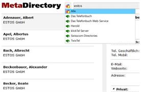MetaDirectory Professional