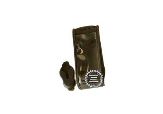 Mitel 632 Leather Pouch with Belt Clip