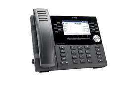 Mitel 6930Lt IP Phone mit anitbakteriellem Gehäuse  ohne Bluetooth und Netzteil