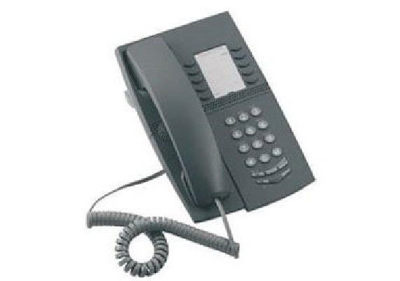 MiVoice 4220 Lite, Telephone Set, Dark Grey