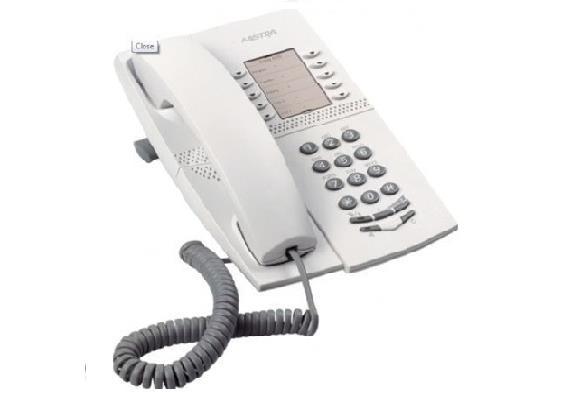MiVoice 4220 Lite, Telephone Set, Light Grey