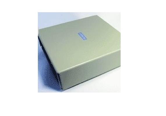 Neutrales Outdoorgehäuse als Witterungsschutz für BS4 ohne Heizung