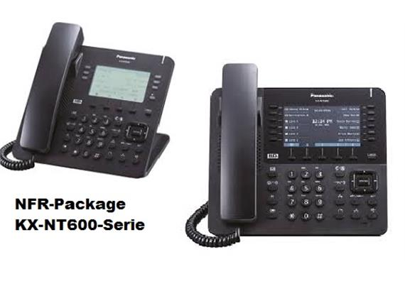 Not For Resale Package KX-NT600-Serie