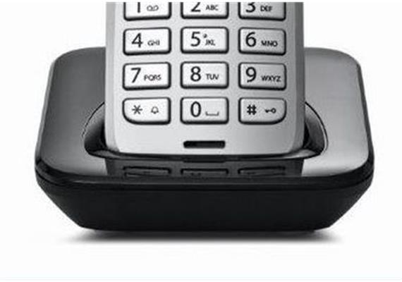 OpenScape DECT Phone S5 Ladeschale EU