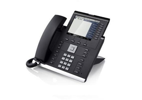OpenScape Desk Phone IP 55G SIP text schwarz