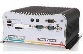 Pana-Med NETpro Business embedded