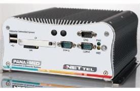 """PANA-MED NETtel 19"""" Schwesternruf-Server"""