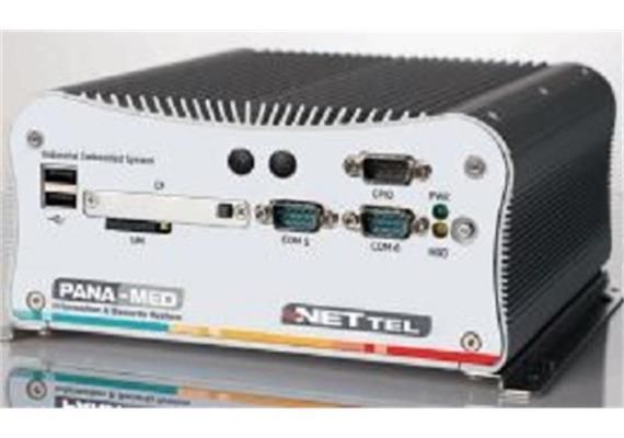 PANA-MED NETtel embedded Schwesternruf-Server