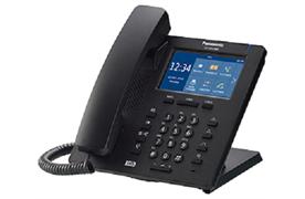 Panasonic KX-HDV340NEB SIP Phone schwarz