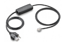 Plantronics Adapter zu Mitel und Unify Deskphone für drahtlose Headsets