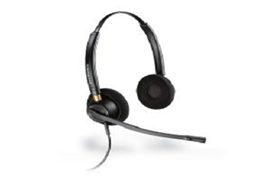 Plantronics Corded Headset Binaural/Stereo