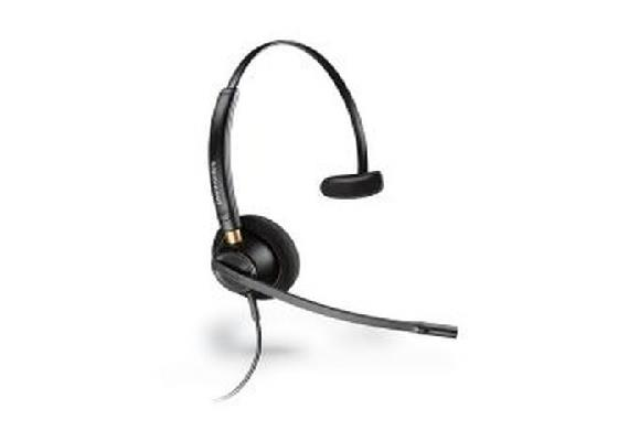 Plantronics Corded Headset Monaural