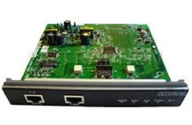 PRI 30-Karte (S2M/30 ISDN Kanäle mit 2 anal. Nebenstellen)