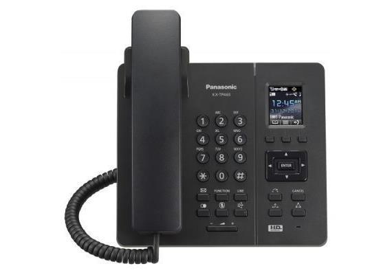 Schnurloses Erweiterungstelefon zu TGP600 Schwarz