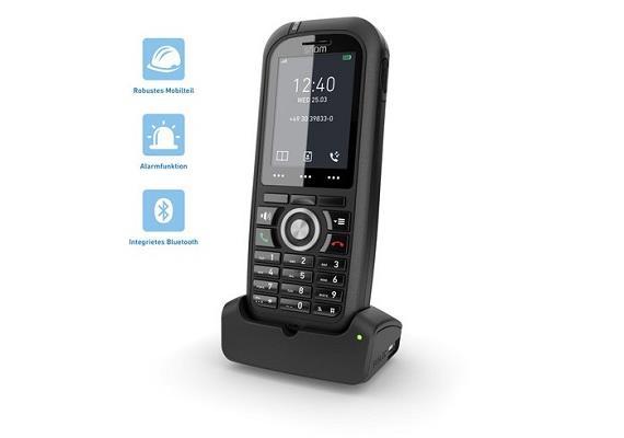 Snom M80 DECT-Mobilteil Robust IP65