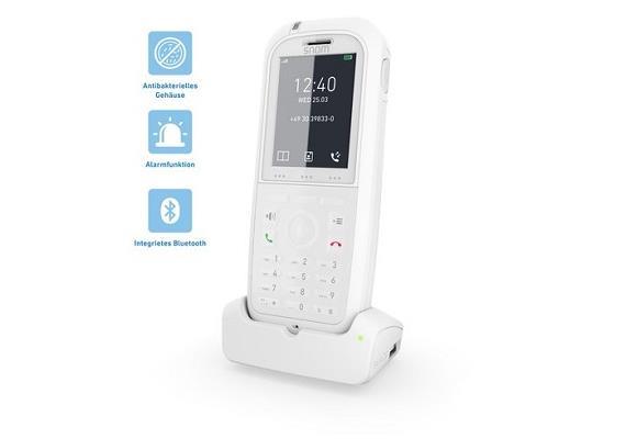 Snom M90 DECT-Mobilteil für Pflegepersonal