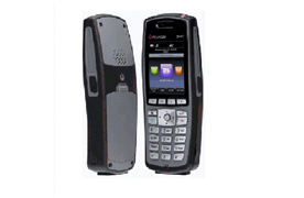 Spectralink 8440 with Lync support, BLACK. Order battery and charger separately.