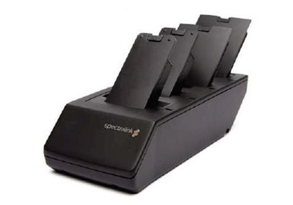Spectralink PIVOT Combo Quad charger, Black