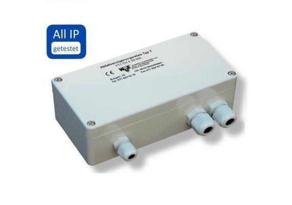T Telefonrelais für Hupe oder Leuchte 230V, Ausgang 230V