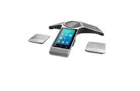 Yealink CP960 - VoIP-Konferenztelefon für SIP inkl. 2x Zusatzmikrofon ohne Power Supply
