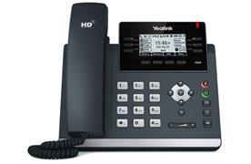 Yealink T42S SIP-Desktop-Telefon ohne PowerSupply