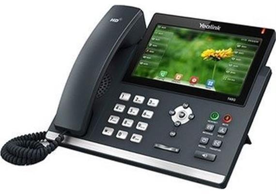 Yealink T48S SIP-Desktop-Telefon ohne PowerSupply
