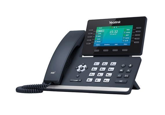 Yealink T54W-Desktop-Telefon ohne PowerSupply